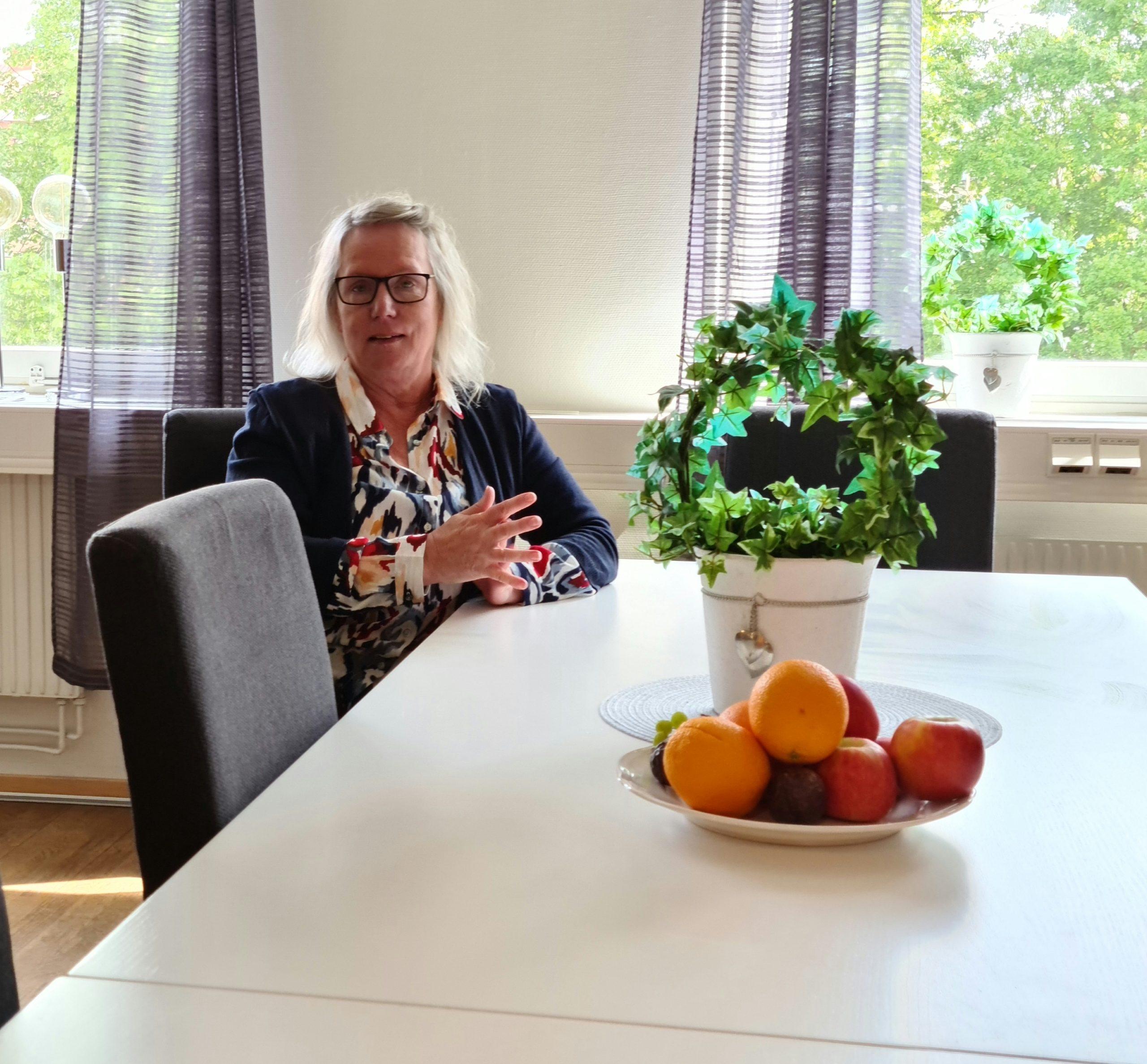 Tuija Törnå Larsson hemtjänst västervik